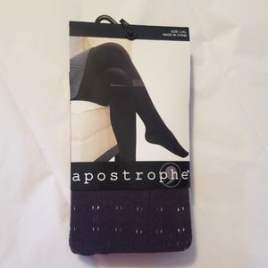 NEW ANTHROPOLOGY TIGHTS